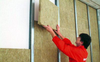 Шумоизоляция стены в квартире какие материалы выбрать?