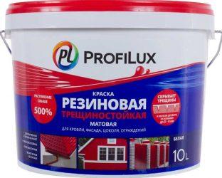 Резиновая краска для фасадов плюсы и минусы