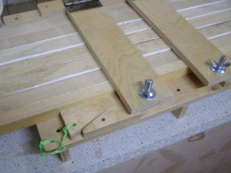 Как склеить мебельный щит своими руками?
