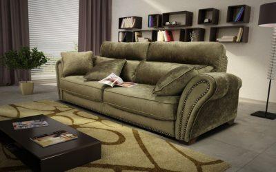 Какая ткань для дивана лучше и практичнее?