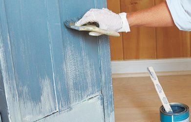 Покраска ДСП в домашних условиях