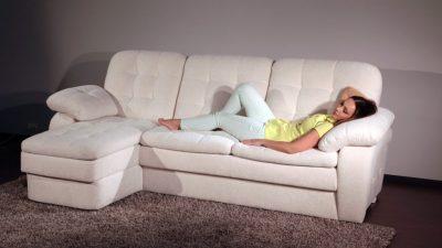 Самый удобный диван для ежедневного сна