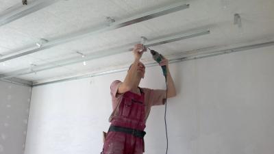 Ремонт потолка в панельном доме своими руками