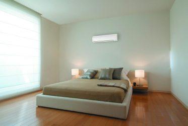 Где правильно установить кондиционер в спальне?