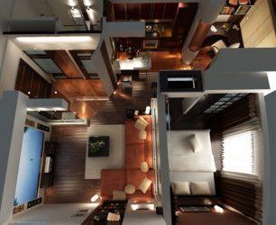 Переделка квартиры из однушки в двушку
