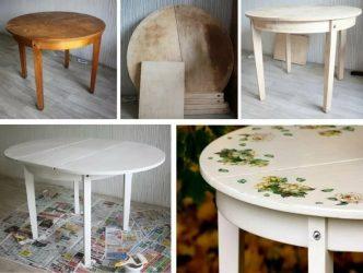 Как отреставрировать пластиковую мебель?