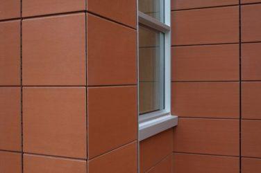 Керамические фасадные панели для наружной отделки дома