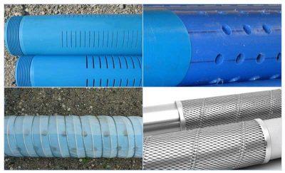 Как изготовить фильтр для скважины своими руками?